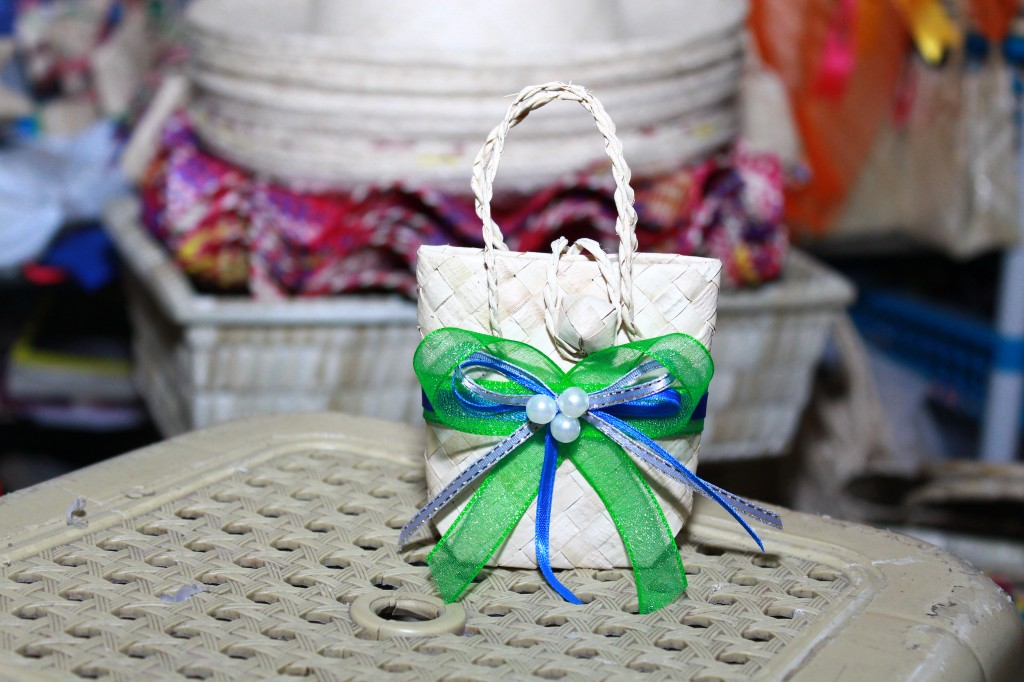Native Wedding Giveaways and souvenirs, birthdays