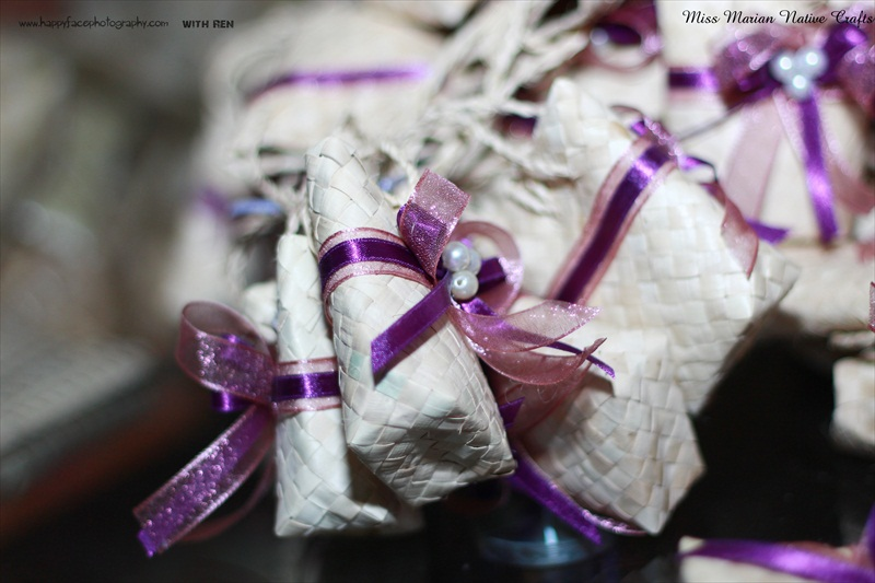 Native Wedding souvenirs and giveaways