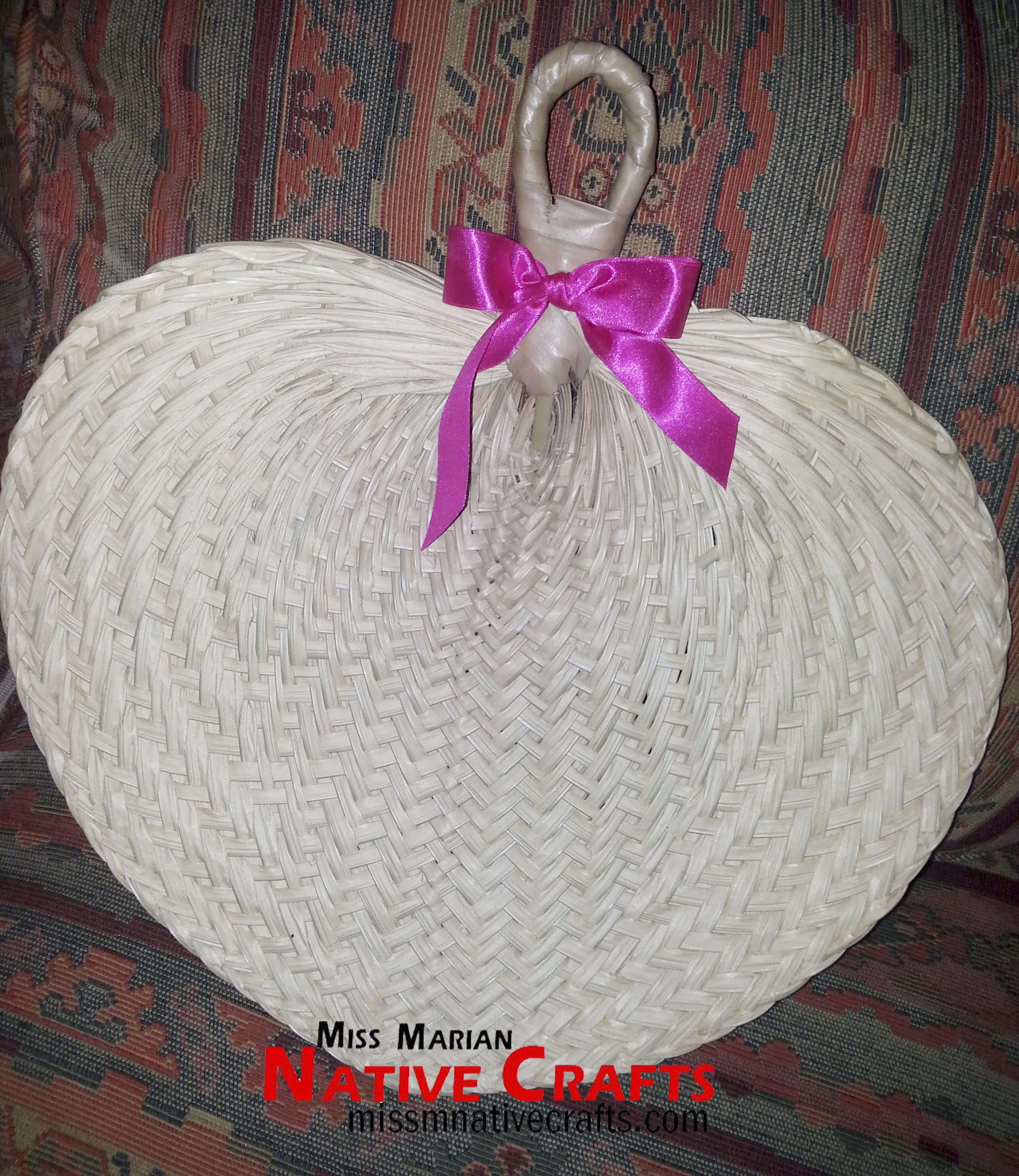 Large Buri Fans Wedding Favors, Wholesale Buri Palm Fans - Miss ...