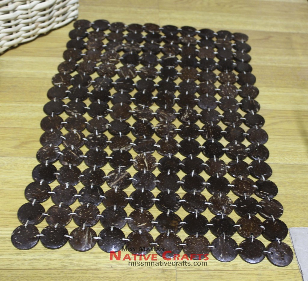 Coconut Shell Placemats wholesale