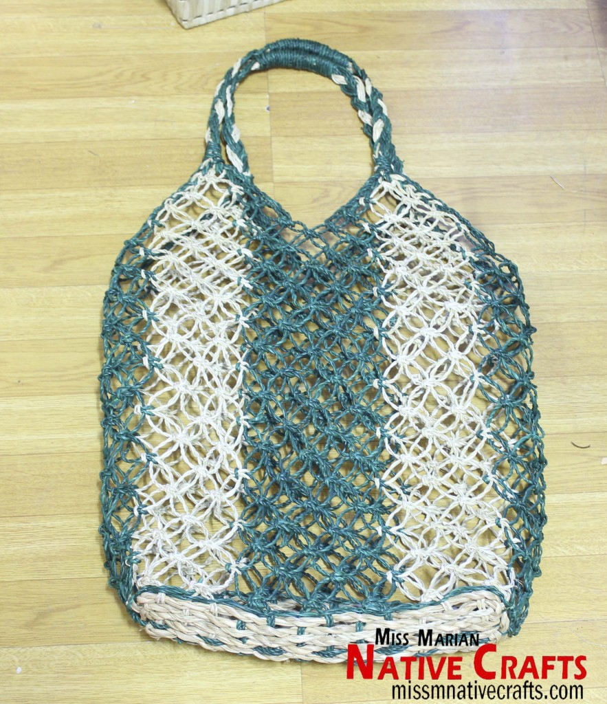Pandan Ladies Beach Bag