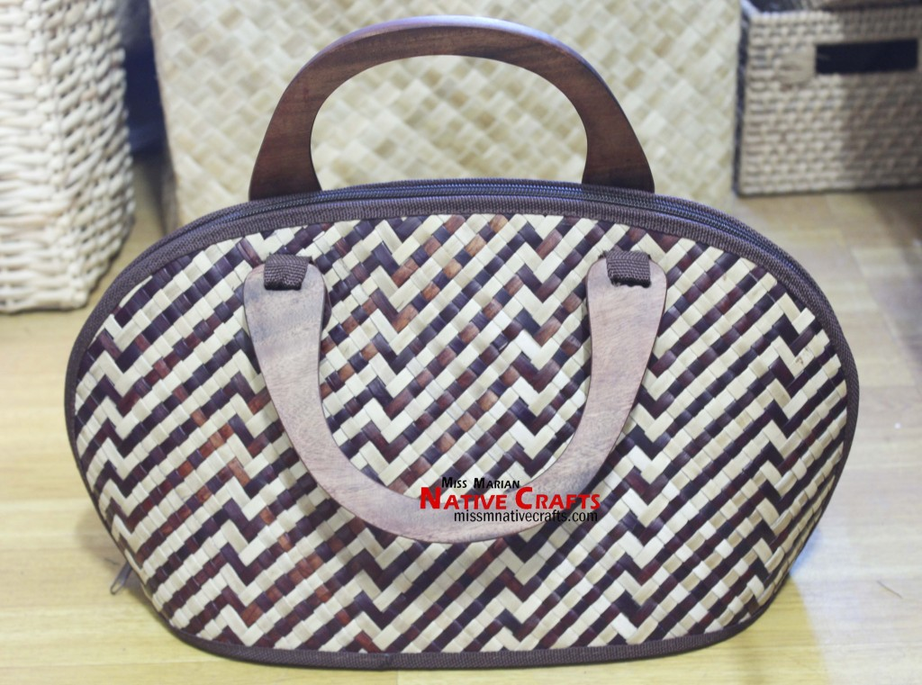 Pandan Morning Ladies Bag