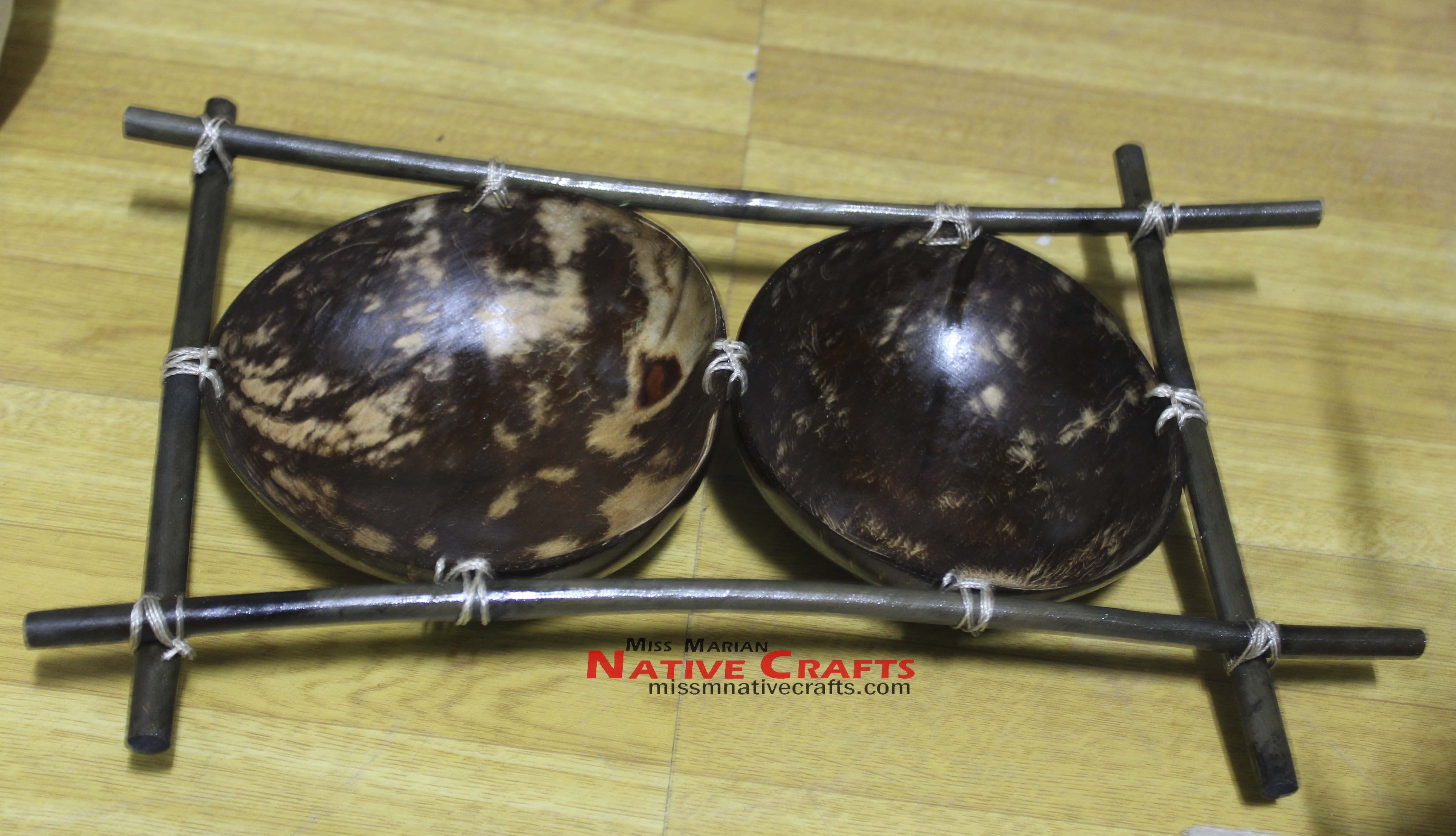 Coconut Shell Crafts Export Philippines