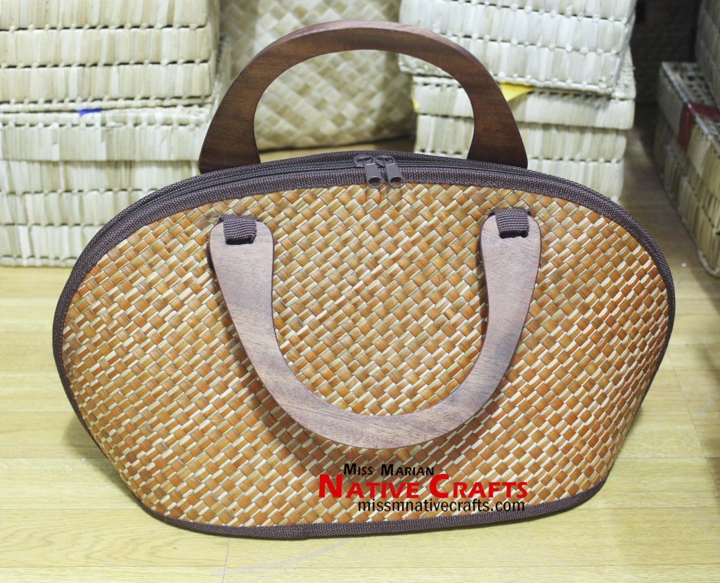 Lauhala Ladies Morning bag
