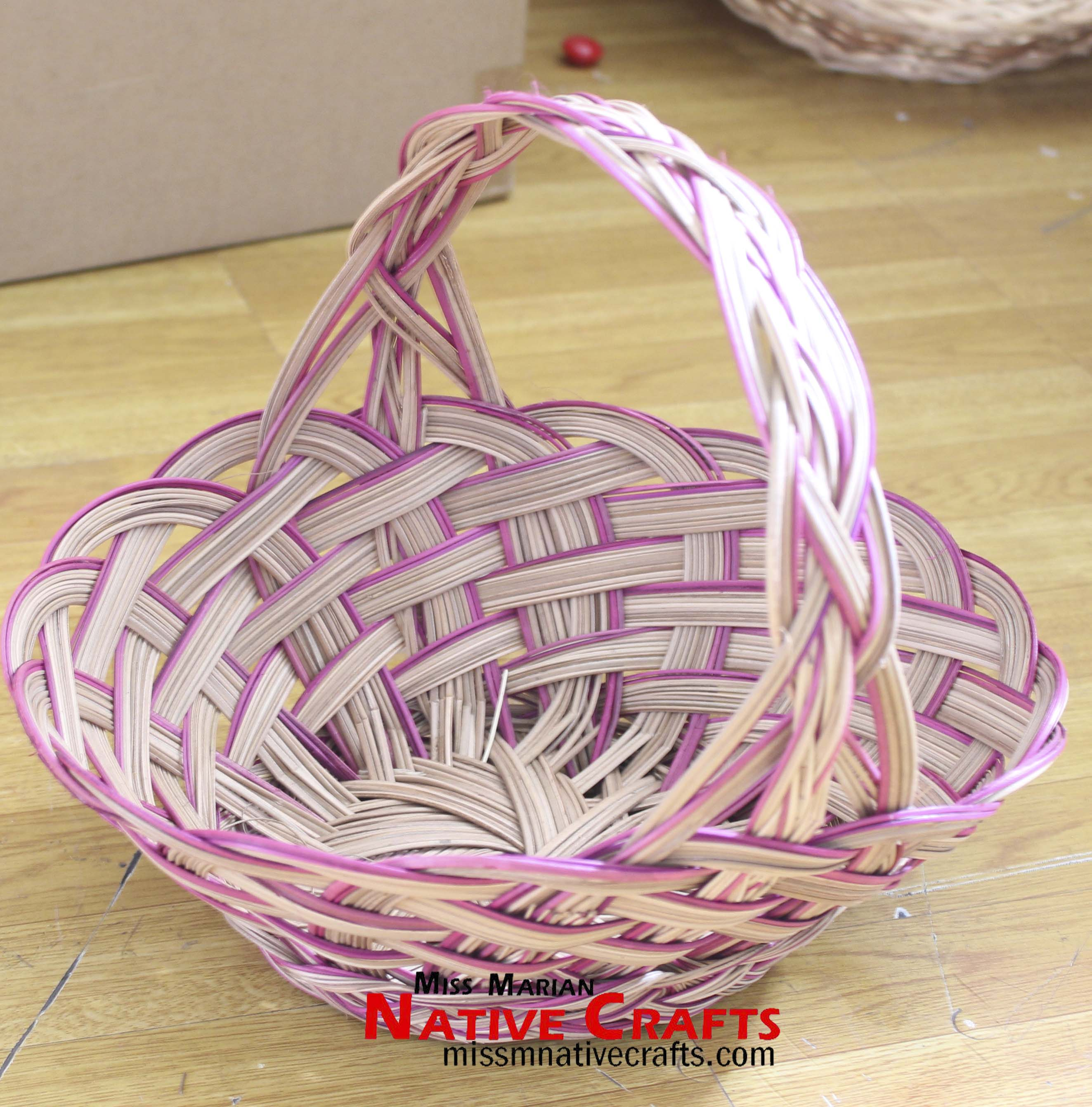 Coco Midrib Basket, Coco Midrib Supplier Philippines