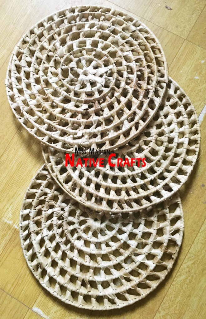 Round Knot Coasters